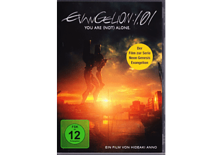 Evangelion 1.01 - You are (not) alone - (DVD)