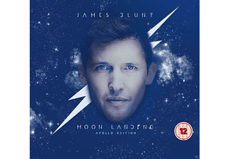 James Blunt - Moon Landing (Apollo Edition) - (CD + DVD)