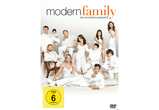 Modern Family - Staffel 2 - (DVD)