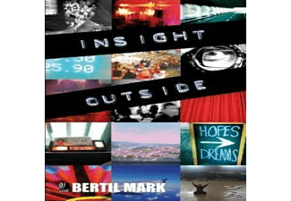 Bertil Mark - Insight, Outside [CD + Buch]