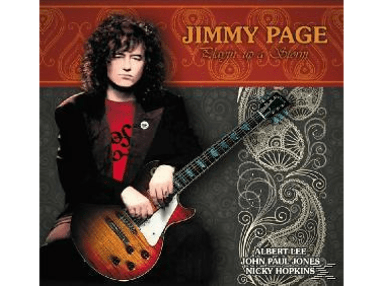 Jimmy Page - Playin' Up A Storm [CD]