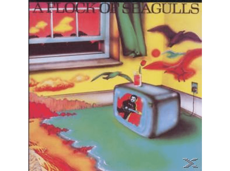 A Flock Of Seagulls - A Flock Of Seagulls (Expanded) [CD]