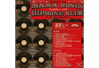 Mama Rosin & Hipbone Slim & The Kneetremblers - Louisiana Sun - (CD)