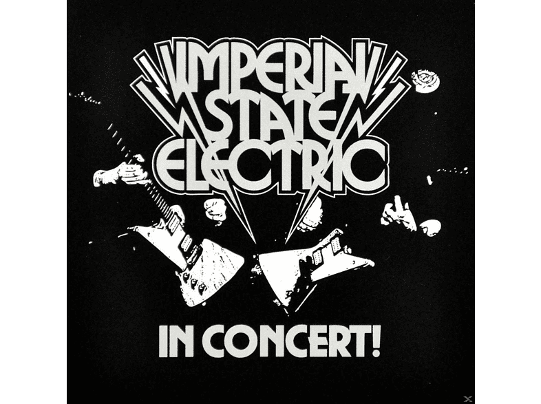 Imperial State Electric - In Concert! [CD]