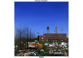 Title Fight - Shed - (CD)