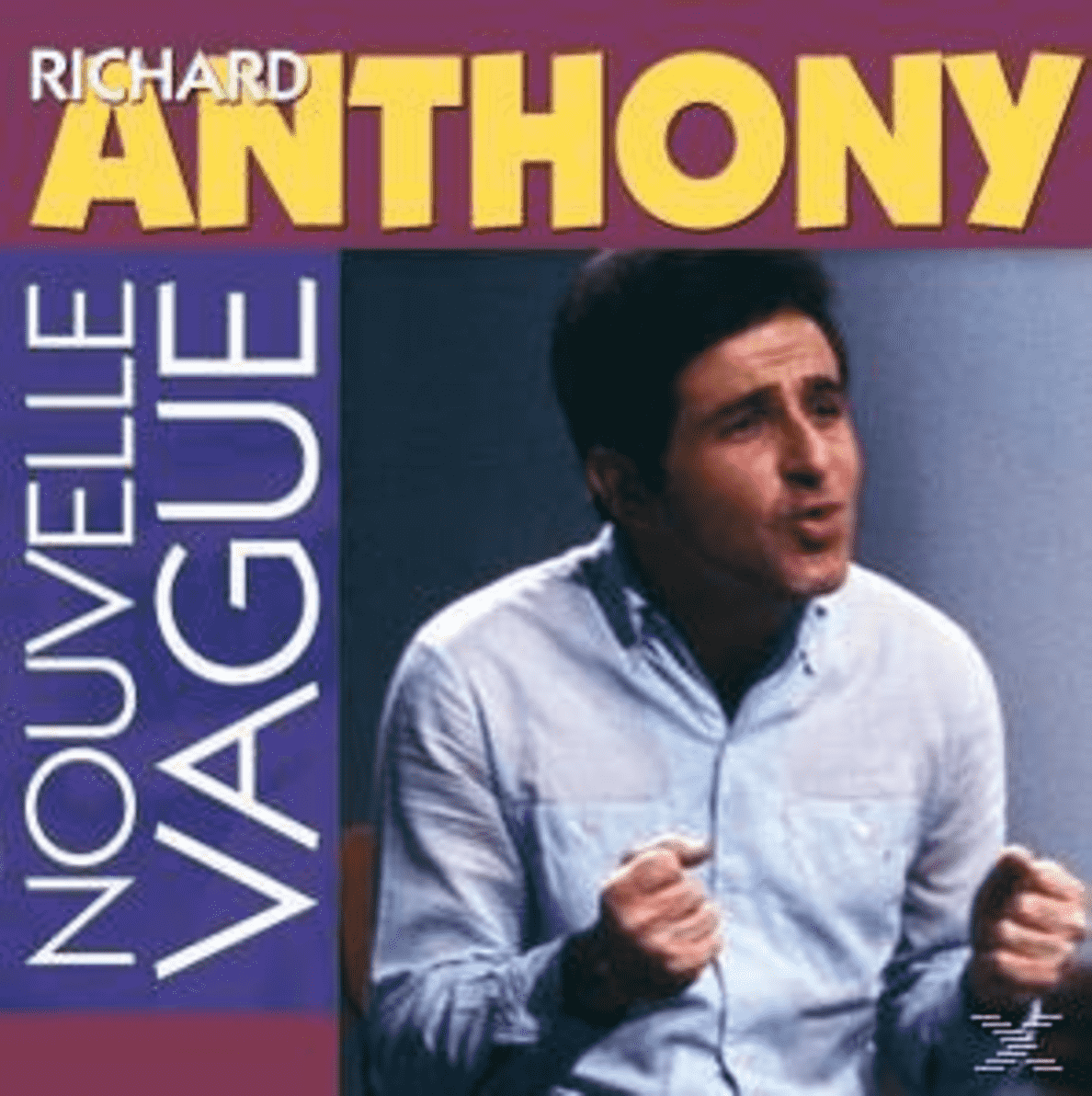 Richard Anthony - Nouvelle Vague - (CD)