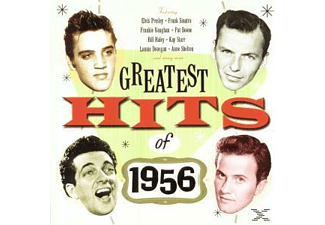 VARIOUS - Greatest Hits Of 1956 [CD]