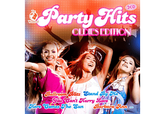 VARIOUS - Party Hits-Oldies Edition - (CD)