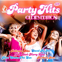 VARIOUS - Party Hits-Oldies Edition [CD]