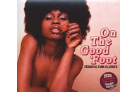 VARIOUS - On The Good Foot-Essential Funk Classics [CD]