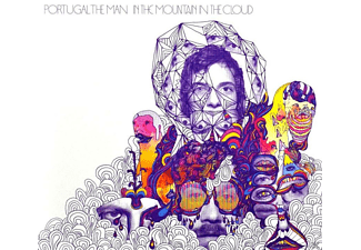 Portugal. The Man - In The Mountain In The Cloud - (CD)