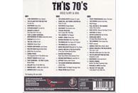 VARIOUS - Th'is 70's-Disco, Glam & Soul (Tw.Re-Recorded) [CD]