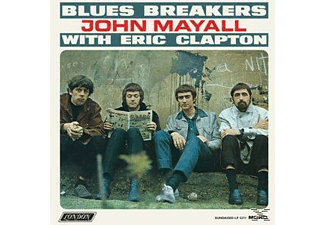 John Mayall - Bluesbreakers With Eric Clapton - (CD)