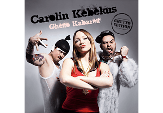 Carolin Kebekus - Ghetto Kabarett (Ghetto Edition) [CD]