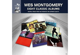 Wes Montgomery - 8 Classic Albums - (CD)