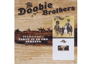 The Doobie Brothers - Stampede / Takin' It To The Streets - (CD)