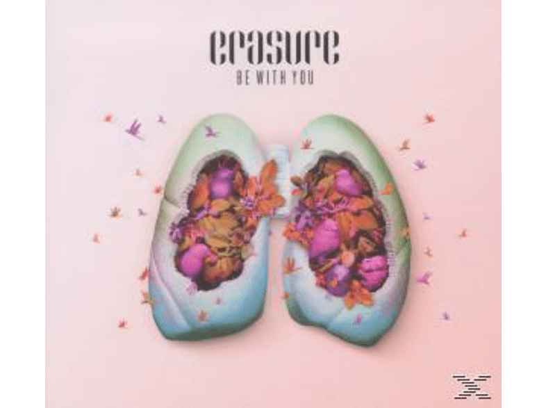 Erasure - Be With You [Maxi Single CD]