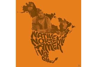 VARIOUS - Native North America (Vol.1) - (Vinyl)