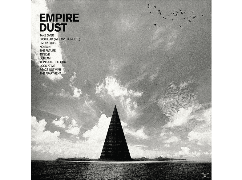 Empire Dust - Empire Dust [CD]