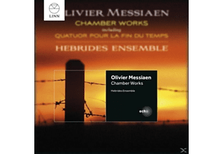 Hebrides Ensemble - Kammermusik - (CD)