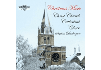 Christ Church Cathedral Choir - Christmas Music - (CD)