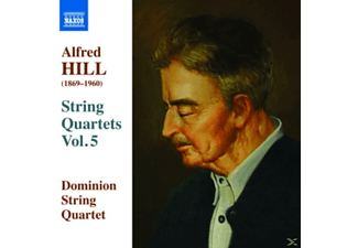 Dominion String Quar - Streichquartette Vol.5 - (CD)
