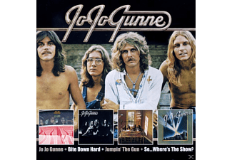 Jo Jo Gunne - Jo Jo Gunne+Bite Down Hard+Jumpin' The Gun+ So...Where's The Show ? [CD]