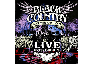 Black Country Communion - Live Over Europe - (CD)