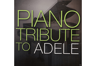 The Piano Tribute Players - Piano Tribute To Adele - (CD)