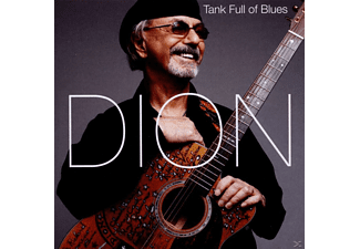 Dion - Tank Full of Blues - (CD)