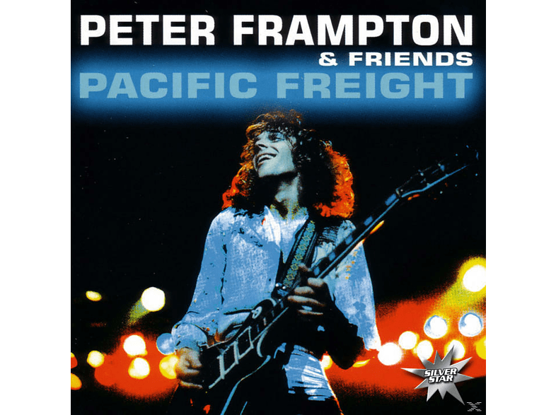 Peter & Friends Frampton - Pacific Freight [CD]