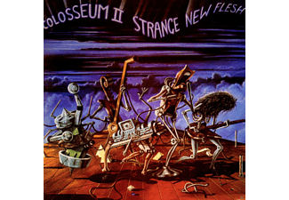 Colosseum Ii - Strange New Flesh / Remastered+Expanded - (CD)