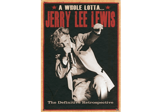 Jerry Lee Lewis - A Whole Lotta... Jerry Lee Lewis - The Definitive Retrospective [CD]