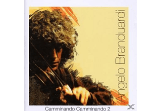 Angelo Branduardi - Camminando Camminando Volume 2 - (CD)