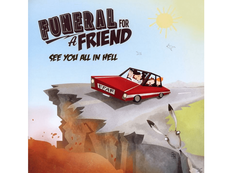 Funeral For A Friend - See You All In Hell [CD]
