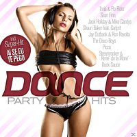 VARIOUS - Dance-Party Hits [CD]