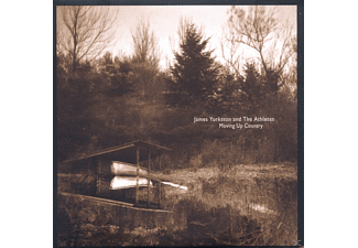 James & The Athletes Yorkston - Moving Up Country-10th Anniversary - (CD)