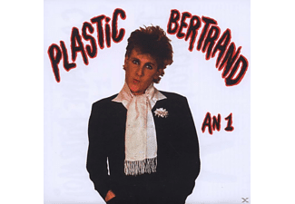 Plastic Bertrand - An 1 (Expanded Edition) - (CD)
