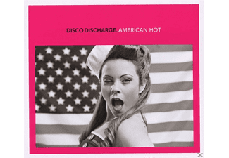 VARIOUS - Disco Discharge-American Hot - (CD)