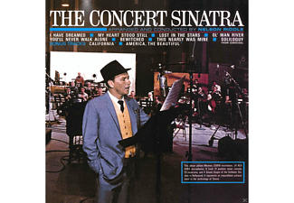Frank Sinatra - The Concert Sinatra: Expanded Edition [CD]