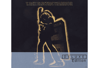 T. Rex - Electric Warrior Deluxe Edition - (CD)