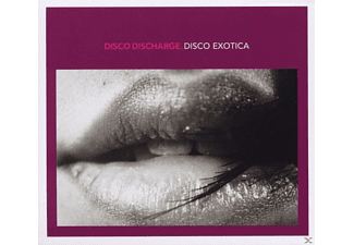 VARIOUS - Disco Discharge-Disco Exotica - (CD)