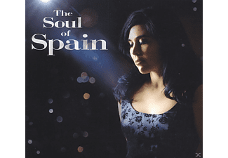 Spain - The Soul Of Spain - (CD)