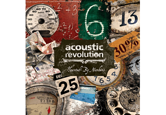 Acoustic Revolution - Haunted By Numbers - (CD)