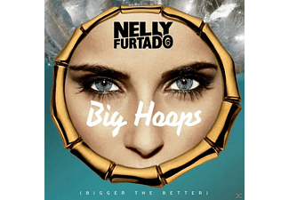 Nelly Furtado - Big Hoops (Bigger The Better) - (5 Zoll Single CD (2-Track))