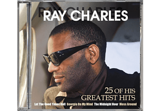 Ray Charles - 25 Of His Greatest Hits - (CD)