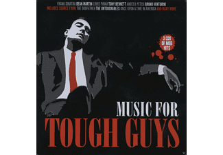 VARIOUS - Music For Tough Guys (Lim.Metalbox Edition) [CD]