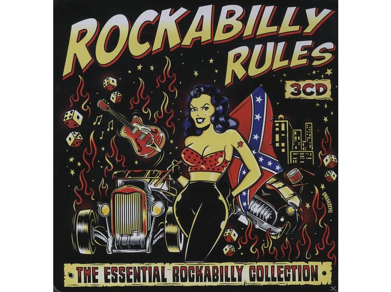 VARIOUS - Rockabilly Rules (Lim.Metalbox Edition) [CD]