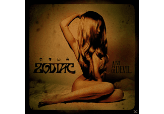 Zodiac - A Bit Of Devil - (CD)