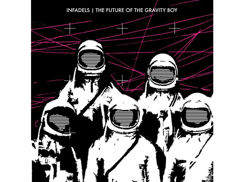 Infadels - The Future Of The Gravity Boy [CD]